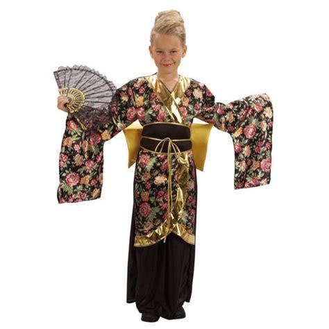 Disfraz de Geisha Japonesa para niña Envío en 24h