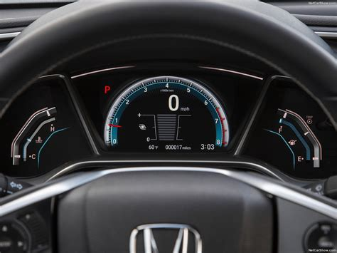 Honda Civic Coupe (2016) - picture 102 of 114