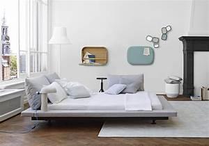 Lit Moderne Design : lit design 20 lits design pour une chambre moderne elle d coration ~ Nature-et-papiers.com Idées de Décoration