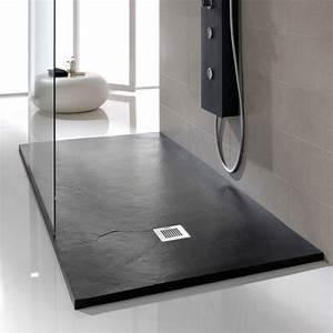 Bac Douche Italienne : socle douche awesome x bac de douche acrylique structur ~ Premium-room.com Idées de Décoration