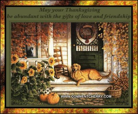 thanksgiving abundant   gifts  love