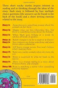 wacky stories  short stories  kids paperback