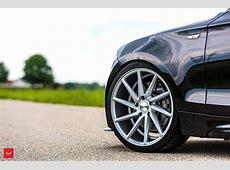 Photoshoot BMW 1 Series Coupe On Vossen CVT Wheels