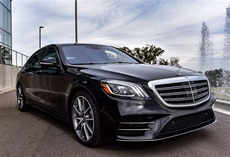 A history of making history. New 2020 Mercedes-Benz S-Class S 560 SEDAN in Irondale #M520722 | Mercedes-Benz of Birmingham