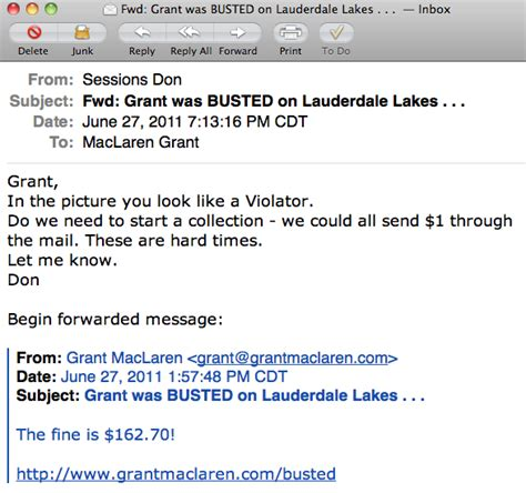 Missouri Dnr Boating License by Busted On Lauderdale Lakes Operating A Small Plywood