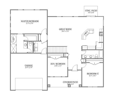 3 floor plans 3 bedroom open floor house plans 2017 house plans and
