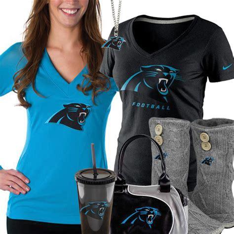 Carolina Panthers Nfl Fan Gear Carolina Panthers Female