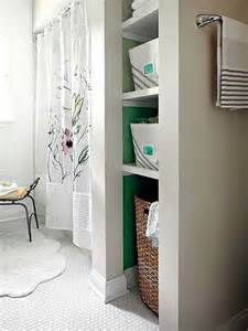 bathroom linen closet ideas bath makeovers 2 000 open shelving nooks and hers