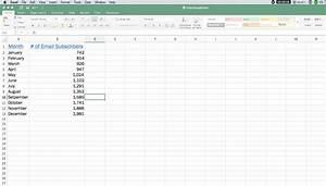 Excel Chart Tutorial  A Beginner U0026 39 S Step