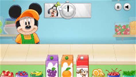 jeux de cuisine papa louis tacos les smoothies aux fruits de mickey jeu de fruits jeux