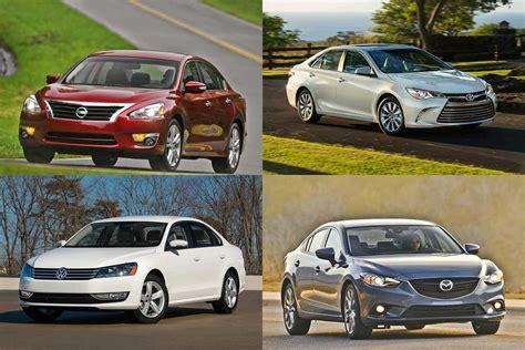 Cheap Sedans by 8 Best Used Family Sedans 10 000 For 2019 Autotrader