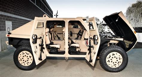 U.s. Army Explores Fuel Efficiency With New Vehicle