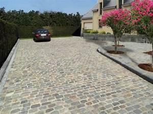 Allée Carrossable En Béton : exceptionnel garage beton en kit prix 6 allee ~ Premium-room.com Idées de Décoration