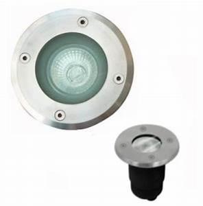 Spot Enterre Exterieur : spot sp cial basse tension 12 volts tanche ip67 inox ~ Edinachiropracticcenter.com Idées de Décoration