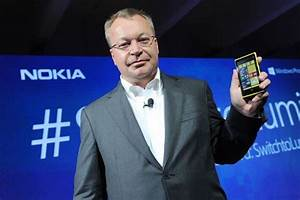 Nokia39s move to android still possible says ceo stephen elop for Nokia ceo denies moving to android