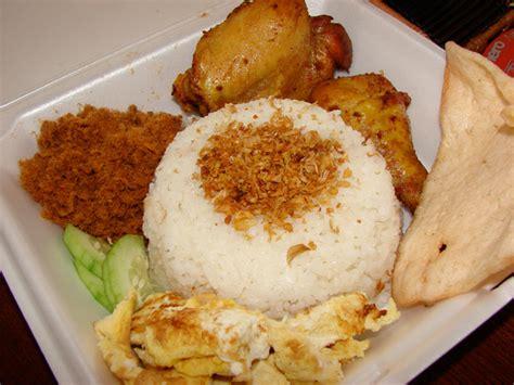 resep kuliner mudah  praktis nasi uduk