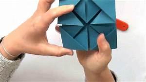 Faire Des Origami : comment faire une carte en origami youtube ~ Nature-et-papiers.com Idées de Décoration
