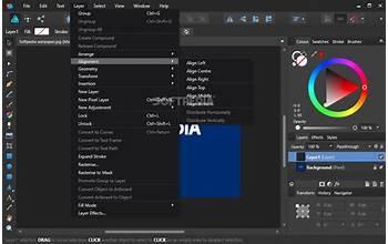 Affinity Designer screenshot #2