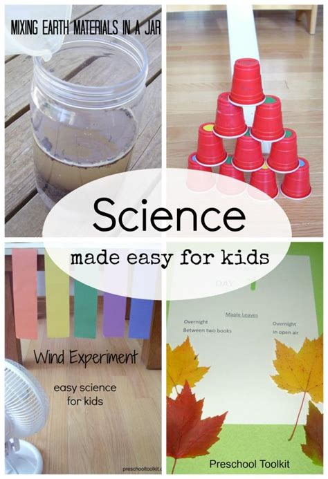 simple science activities for preschoolers 187 preschool toolkit 763 | ResizedImageWzYwMCw4Nzhd Science made easy for kids