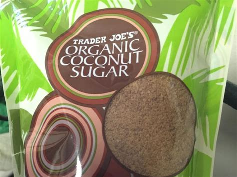 coconut sugar nutrition information eat this much