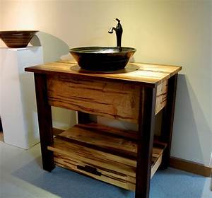 Vanities by E C Racicot Art Sinks Handmade Vanities for