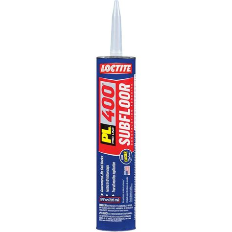 home depot adhesive capitol 1 gal high performance