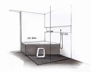 Dusche Nach Maß : bodengleiche duschen 10 top duschideen baqua ~ Watch28wear.com Haus und Dekorationen