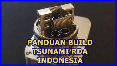 Tsunami Rda Build 22mm Leaking Pemula Coil