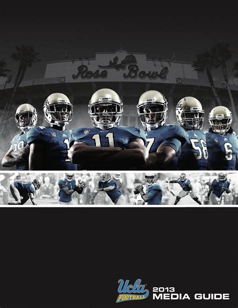 ISSUU - 2013 UCLA Football Media Guide by UCLA Athletics