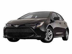 2019 Toyota Corolla Hatchback Se Manual
