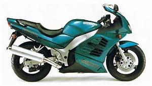 Suzuki Rf600r Model History