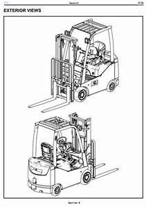 Toyota Lpg Forklift 8fgcsu20  8fgcu15  8fgcu18  8fgcu20