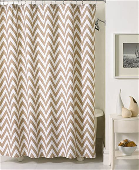 hilfiger curtains special chevron kassatex bath accessories chevron shower curtain shower