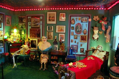 Mattress Factory Art Museum - Pittsburgh, Pennsylvania