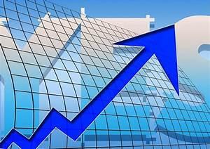 Growth Chart Free Illustration Arrows Success Ascending Profit