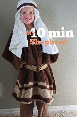 disfraz casero de navidad disfraz de pastor casero en 10 minutos
