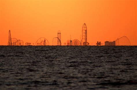 Cedar Point Skyline Photograph by Rob Blair