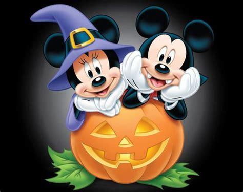 Image  Mickey And Minnie Halloweenjpg  Disney Wiki Wikia