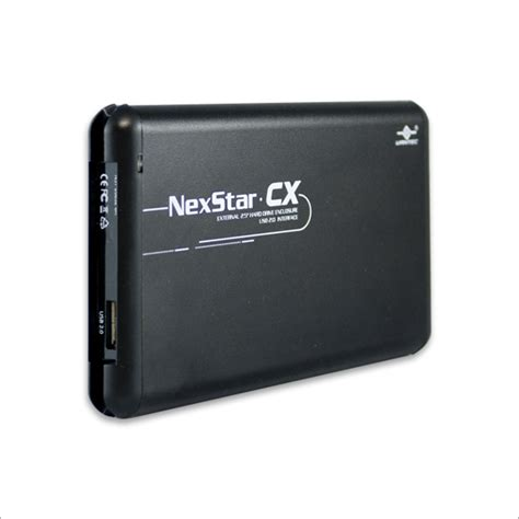 Vantec NexStar CX 2.5″ External Hard Drive Enclosure (SATA ...