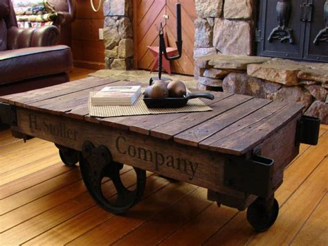 Every day we discover new looks worthy of making it into our list of favorites. Unique Coffee Table - is Victory Over the Boring Interior ...