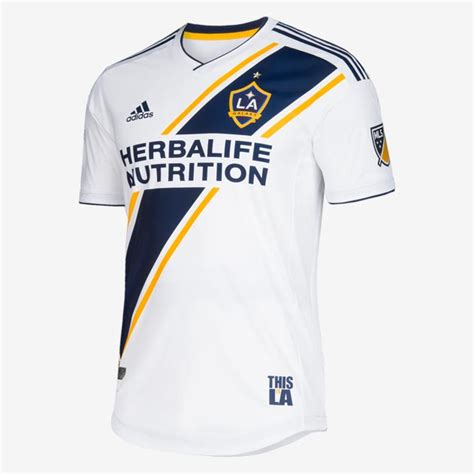 la galaxy home kit released footy headlines