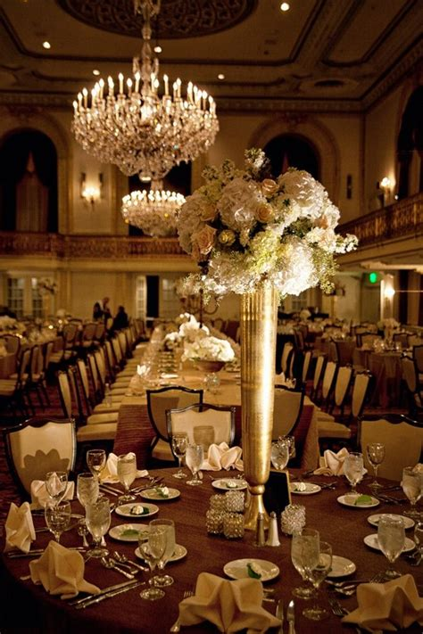 top 25 ideas about burgundy gold centerpieces on pinterest