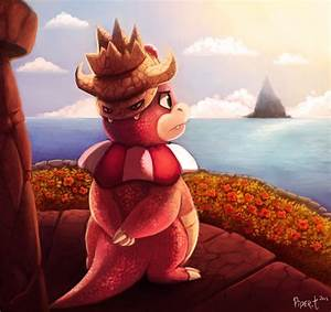 Daily 12 - Slowking by Cryptid-Creations on DeviantArt