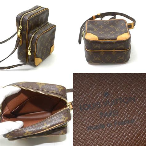 auth louis vuitton monogram amazon shoulder bag monogram