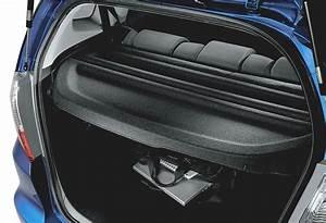 2009-2013 Honda Fit Cargo Cover