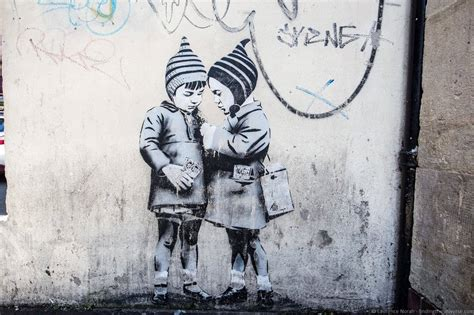 A Guide to Bristol Street Art: Banksy and More! - Finding ...