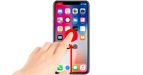 swipe up on iphone iphone x how to quit apps the mac observer