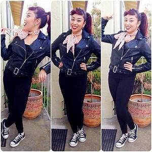 Best 25+ Greaser girl ideas on Pinterest Girl greaser outfit, Greaser halloween and Rockabilly