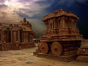 Vitthala temple, Hampi ( Ancient India S... wallpaper ...