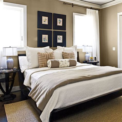 neutral bedroom for the home